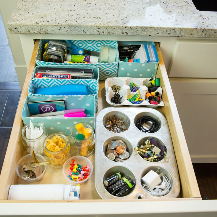 25 Best Ideas About Kitchen Drawer Organization On