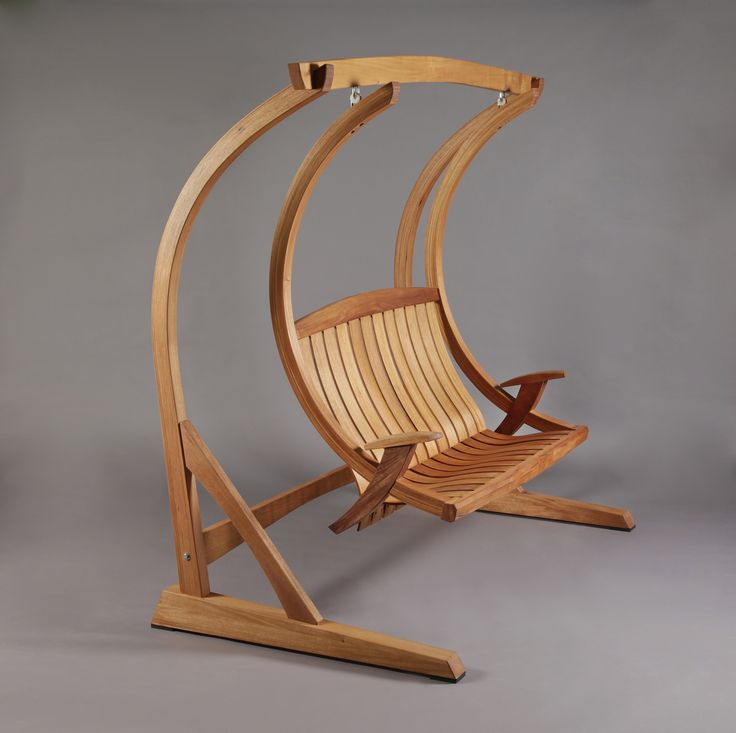 Sunniva Swing & Stand | Brian Boggs Chairmakers