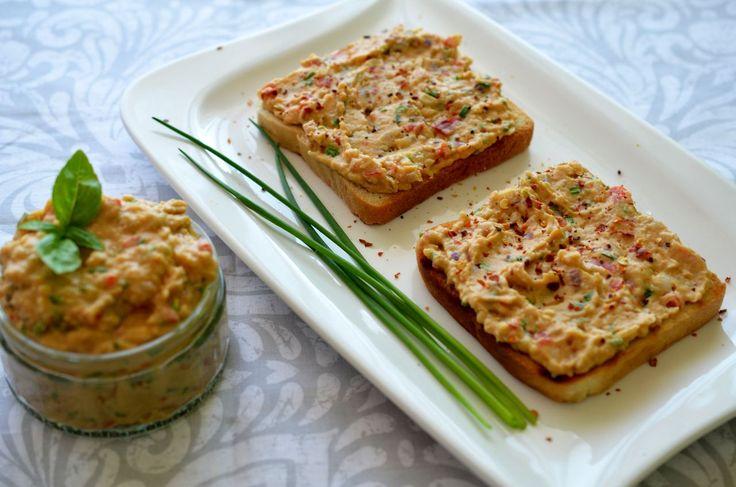 Pasta de fasole cu pate si sos de soia - Retete culinare by Teo's Kitchen