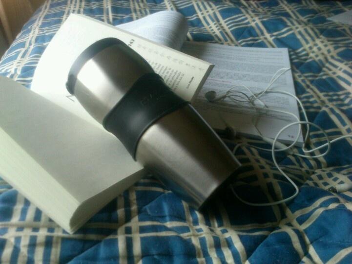 Estudio, lectura y café...