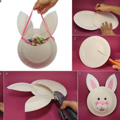 DIY .. Easter Basket