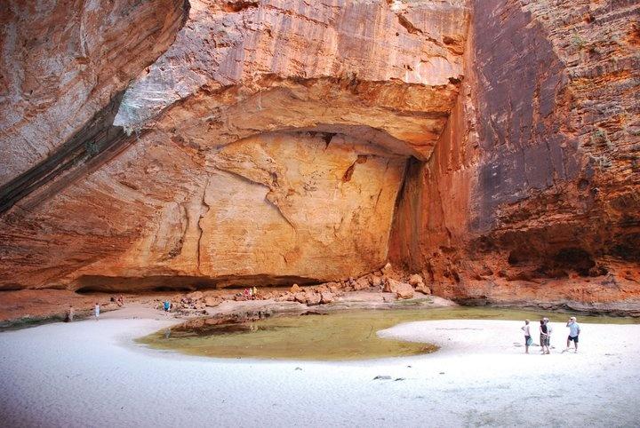 Cathedral Gorge, Bungle Bungles, Western Australia