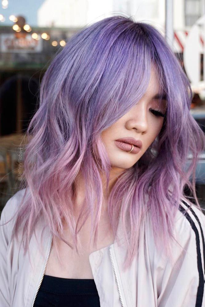 Best 25+ Colored hair streaks ideas on Pinterest ...