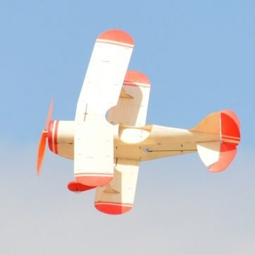 TY Model NO.5 296mm Wingspan Wood Park Flyer RC Airplane ...