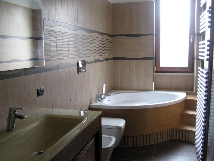 arredo bagno moderno con vasca Cerca con Google Bagno