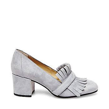 KATE - Equal parts loafer and pump, KATE is choice footwear for feminine  preps.