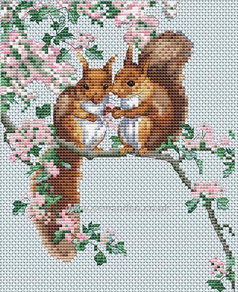 100 Best Animal Cross Stitch Images On Pinterest