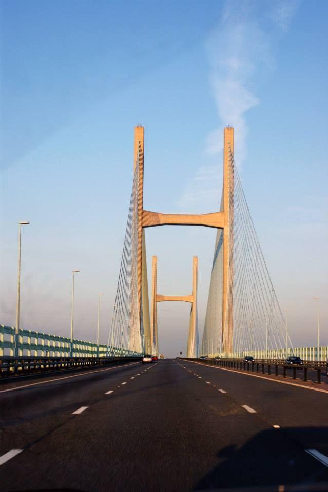 #Wales #M4 #SevenBridge