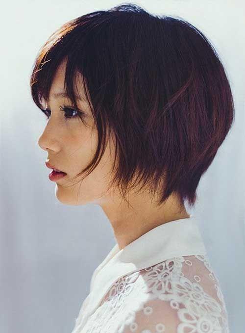 Chinese Bob Hairstyles 2015 – 2016 | http://www.short-haircut.com/chinese-bob-hairstyles-2015-2016.html