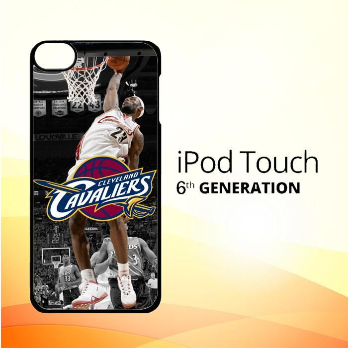 cleveland cavaliers W3131 iPod Touch 6 Case