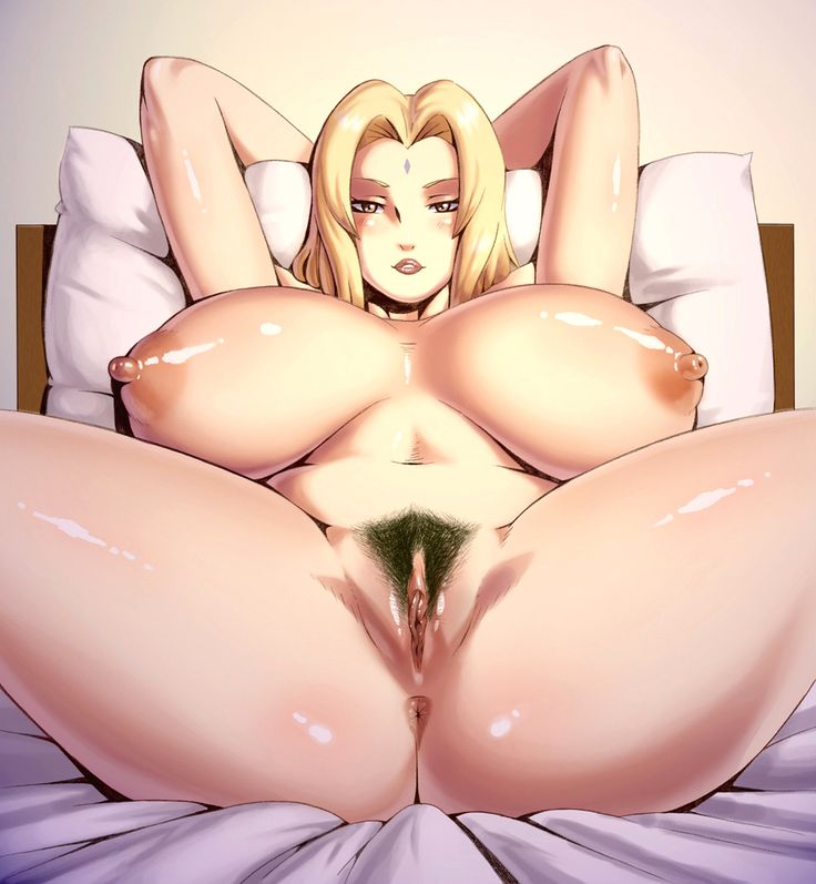 naruto and tsunade in bed nude