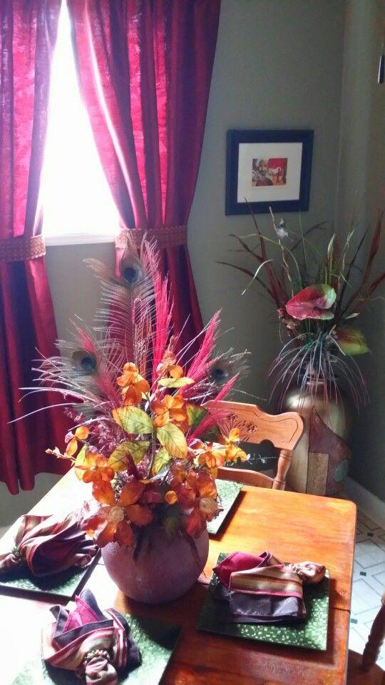 Favorite Pass Time * Dry Flower Arrangements