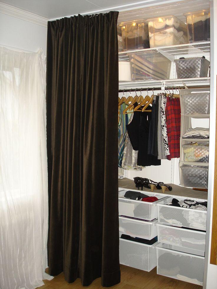 draperi garderob - Sök på Google