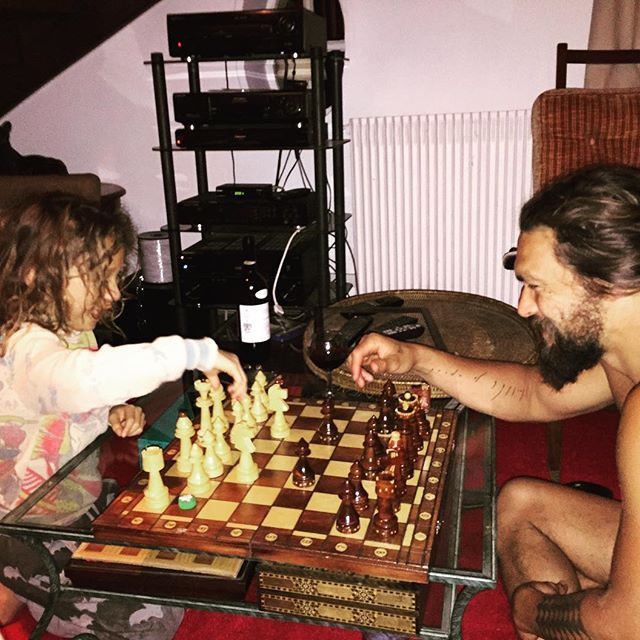 Jason Momoa Takes A Stroll With His Kids: 25+ Best Ideas About Jason Momoa Kids On Pinterest
