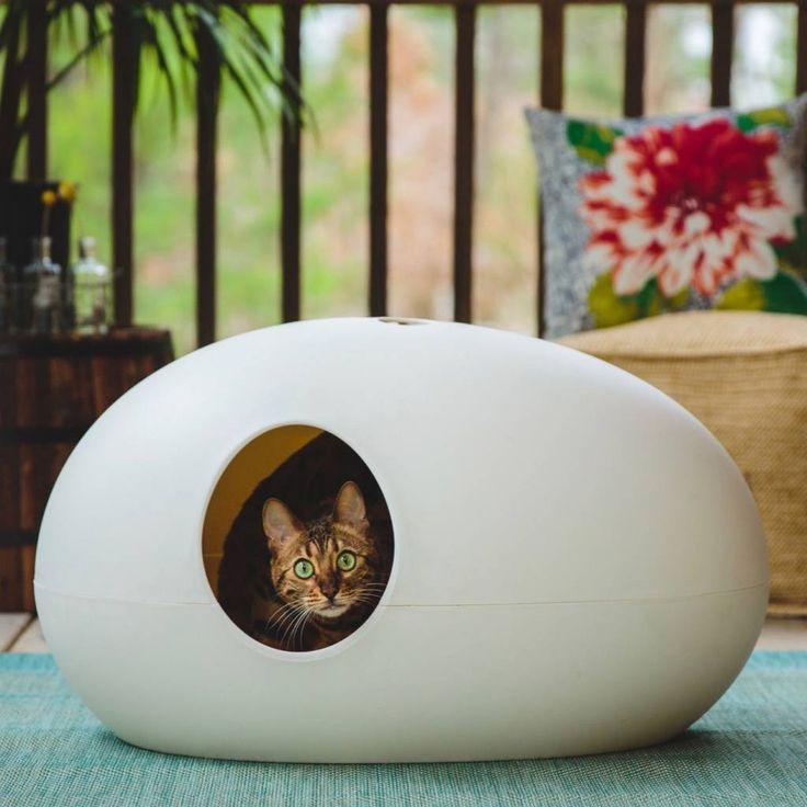 Design Kattenbak PooPooPeeDo