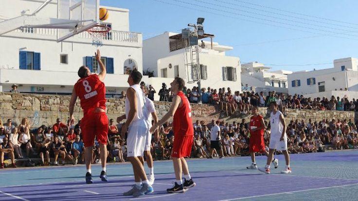 Τα «αστέρια» του Ελληνικού μπάσκετ έλαμψαν στην Ίο!