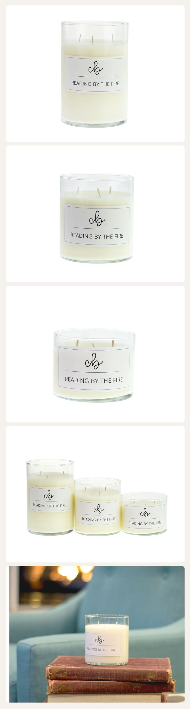 Love these soy candles for sale!