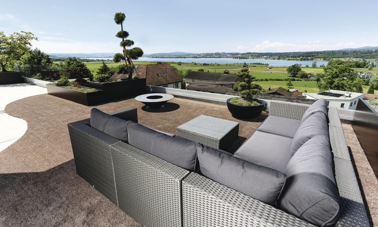 Fertighaus villa mit pool  Fertighaus #weberhaus #holzbauweise #Villa #pool #lakelucerne ...