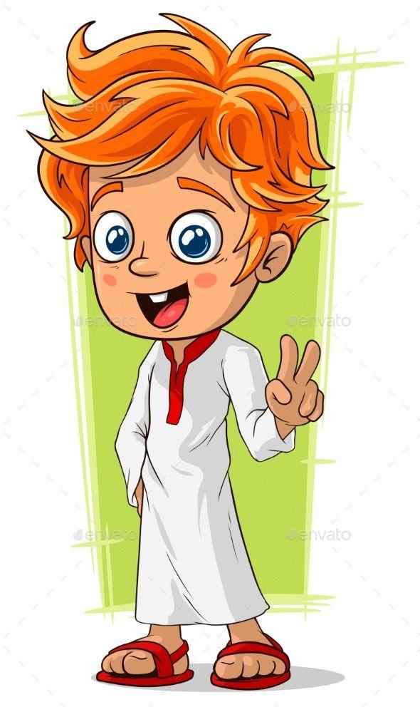 Cartoon Redhead Boy With Blue Eyes Red Head Cartoon Boy Cartoon Characters Red Head Boy
