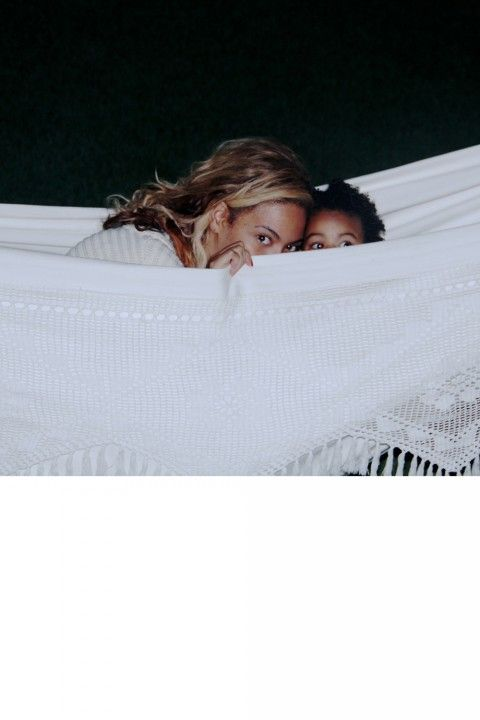 Beyonce And Blue Ivy Play Peekaboo - Beyonce And Jay-Z's Family Album #beyonce #blueivy