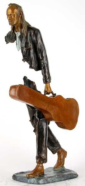 Travelers - Surreal sculptures by Bruno Catalano