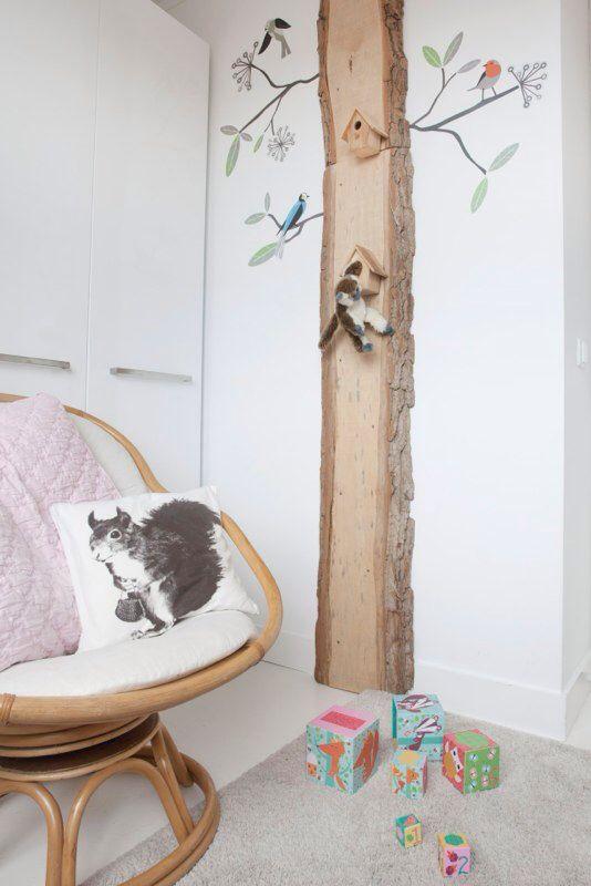 Buiten naar binnen halen in de kinderkamer - bekijk en koop de producten van dit beeld op shopinstijl.nl