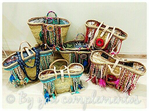 #capazos #etnicos #capazo #fashion #bohochic #handmade #regalo #instalove #bloggerstyle #byyoucomplementos #complementos