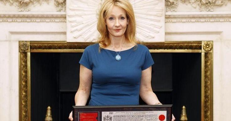 J.K. Rowling retorna ao universo de 'Harry Potter' em novos livros digitais