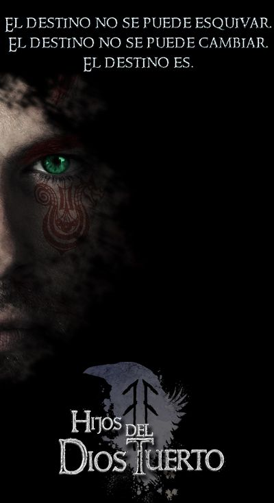 """Dos detalles sobre Harek Haraldsson, protagonista de """"Hijos del dios tuerto"""": uno, es un guerrero vikingo y jarl de un clan que domina un fiordo entero. Dos, tiene el rostro del dios del trueno... http://www.amazon.es/Hijos-tuerto-Virginia-P%C3%A9rez-Puente-ebook/dp/B01130HEC2/ref=sr_1_5?s=digital-text&ie=UTF8&qid=1436220473&sr=1-5"""