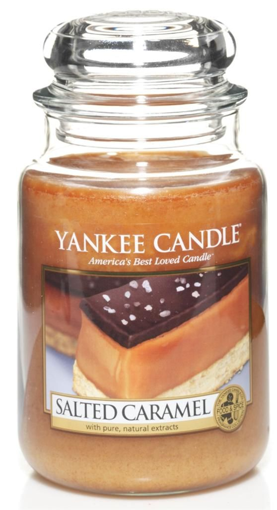 Yankee Candle Large Housewarmer Jar Food & Spice Fragrances 110-150 hours Burn | eBay