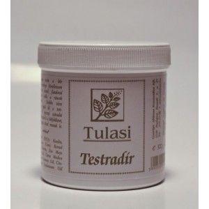 Tulasi testradír fahéjjal és kaolinnal - 250 g