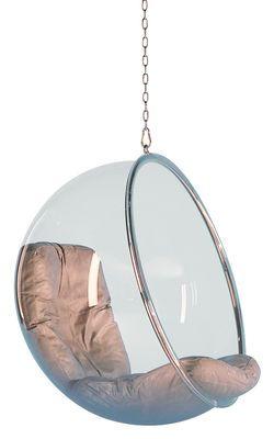 Bubble Chair Hängesessel von Adelta online kaufen (Designer: Eero Aarnio) || Den BUBBLE CHAIR bestellen Sie im Shop :: www.madeindesign.de