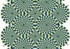 Ilusão de ótica brinca com funcionamento do cérebro e da visão