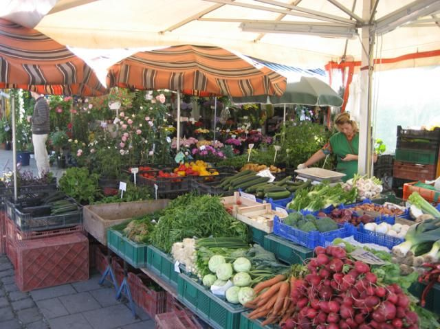 Top 10 Things to Do in Munich: Viktualienmarkt - The Victuals Market