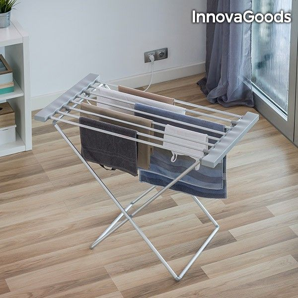 El mejor precio en Hogar 2017 en tu tienda favorita https://www.compraencasa.eu/es/secadoras-planchas-tendederos/89818-tendedero-electrico-plegable-innovagoods-120w-gris-8-barras.html