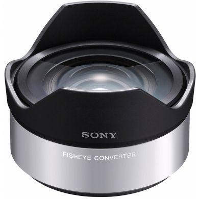 ECF1 Fisheye conversion lens Instantly converts E16mm F/2.8 'pancake' lens to create fisheye perspective effect