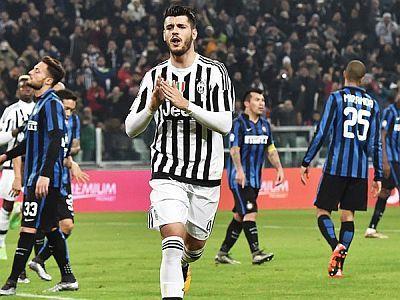 Morata-Dybala, così la Juventus ha liquidato l'Inter in Coppa Italia