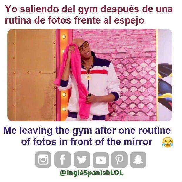 Learn Spanish With Funny Bilingual Memes Learning Spanish Bilingual English Memes