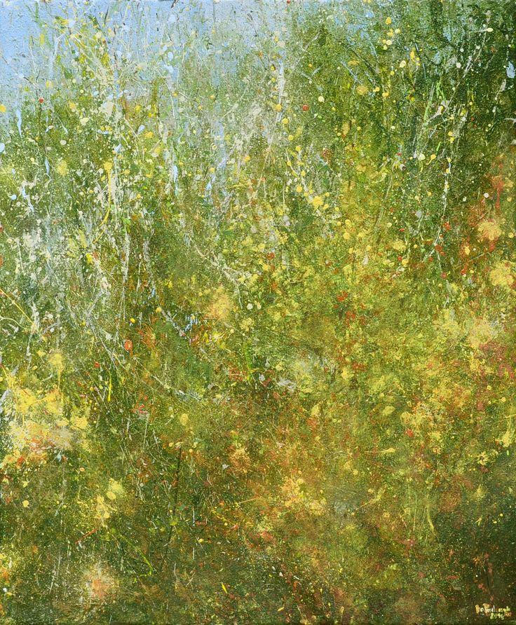 Izabela Pawlaczyk - acrylic on canvas.