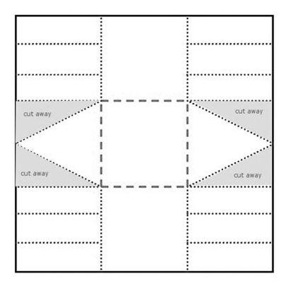 picnic basket template - bjl