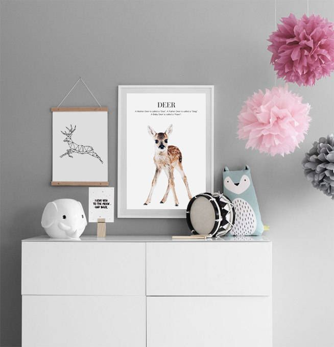 Best 25 Bambi Nursery Ideas On Pinterest Deer Themed