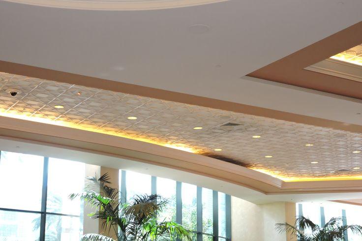 mgm conference center las vegas nv art deco i ceiling tile tl 0026 mgm grand conference. Black Bedroom Furniture Sets. Home Design Ideas
