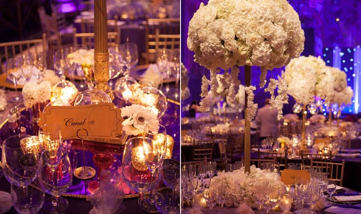 CONTEMPORARY MIDDLE EASTERN WEDDING   Wedding & Event Planner   Colin Cowie Celebrations