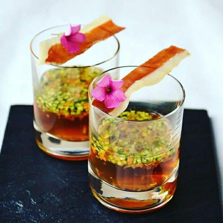 #sabores #saborestapas #tapas #edible #flowers