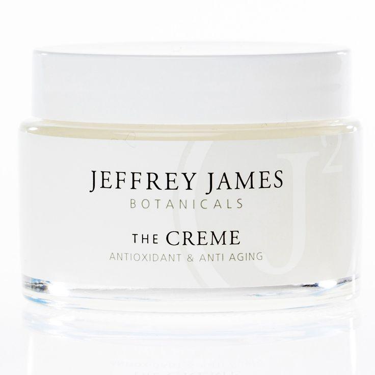 Jeffrey James Botanicals, The Creme, Antioxidant & Anti Aging, 2.0 oz (59 ml)