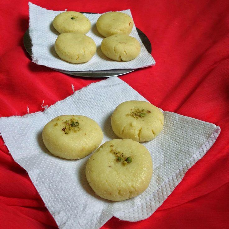 Lemon Kurry: sandesh recipe - kesar sandesh - sondesh - how to ...