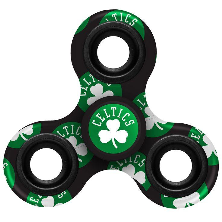 Boston Celtics Logo Three-Way Fidget Spinner