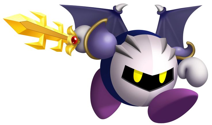 meta knight | Meta Knight - Kirby Wiki - The Kirby Encyclopedia