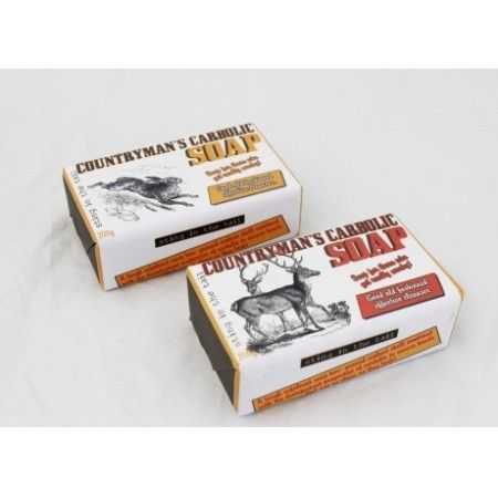 Countryman's Exfoliating Carbolic Soap - £6.50