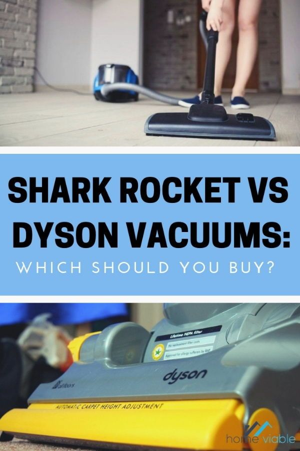 Compare Two Of The Biggest And Best Brands Shark Vs Dyson In Our Review We Compare The Rocket Model Up Against Popular Dys Dyson Vacuums Best Vacuum Vacuums